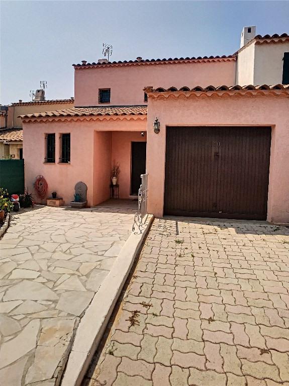 Sale house / villa Cagnes sur mer 466000€ - Picture 1