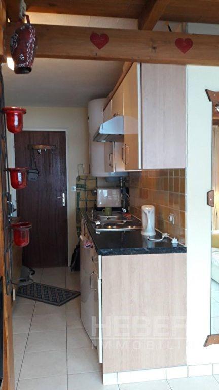 Investment property apartment Saint gervais les bains 87000€ - Picture 5