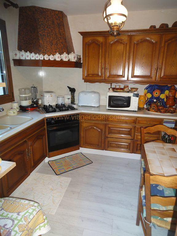 Vendita nell' vitalizio di vita casa Fréjus 89000€ - Fotografia 8