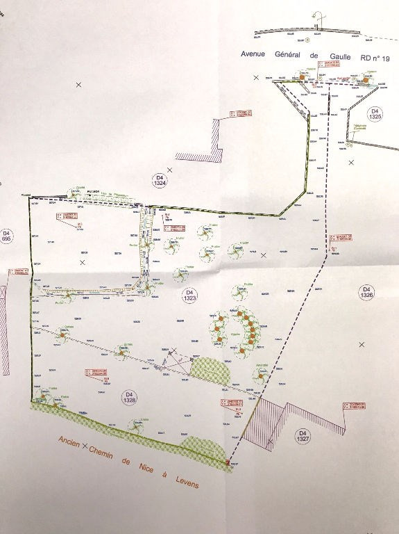 Vente terrain Levens 158000€ - Photo 7