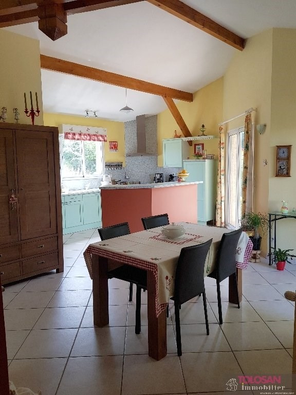 Vente maison / villa Ayguesvives 343 000€ - Photo 5