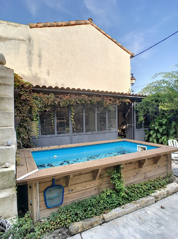 Revenda casa Barbentane 316000€ - Fotografia 9
