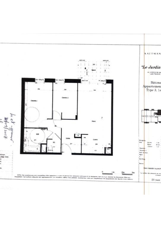 Rental apartment Thonon les bains 695€ CC - Picture 2