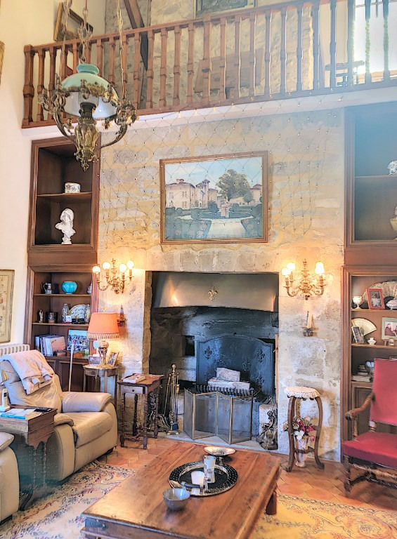 Revenda residencial de prestígio casa Roquemaure 770000€ - Fotografia 17