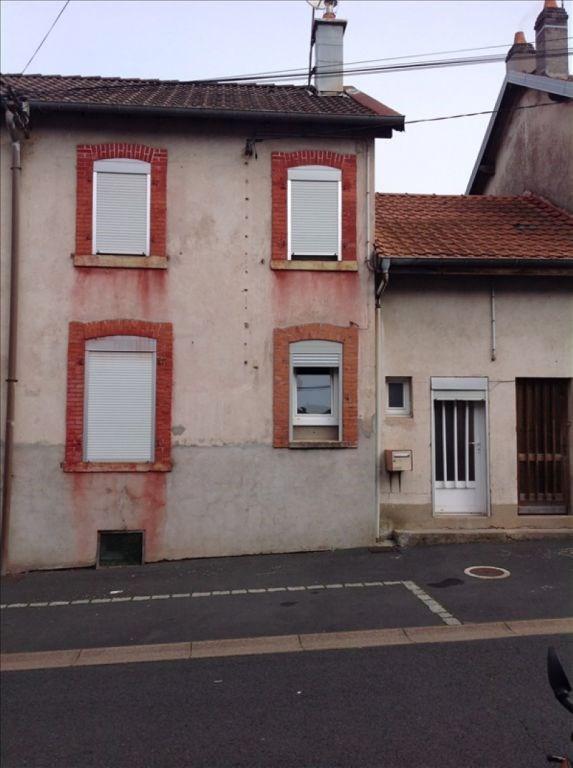 Maison moyenmoutier - 3 pièce (s) - 80 m²