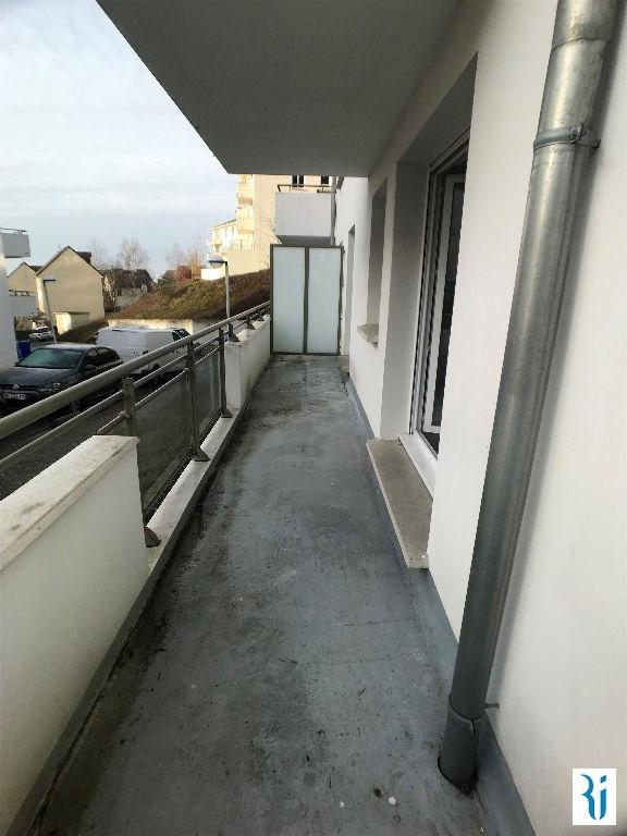 Rental apartment Rouen 547€ CC - Picture 6