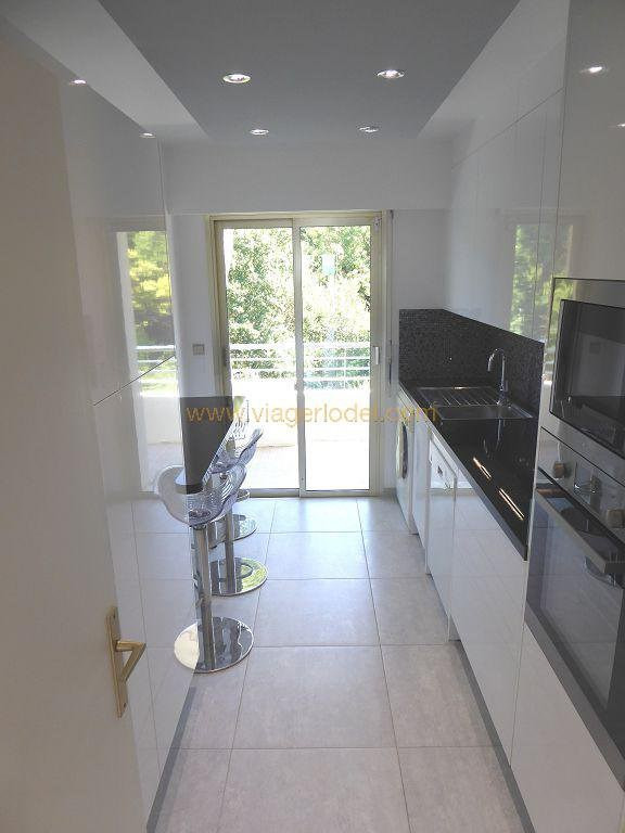 Life annuity apartment Le cannet 290 000€ - Picture 4