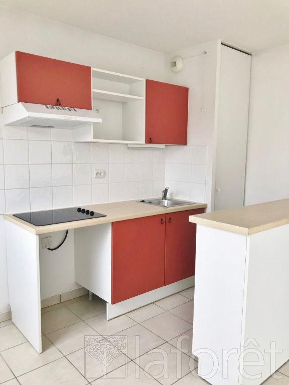 Vente appartement Villefontaine 124000€ - Photo 2