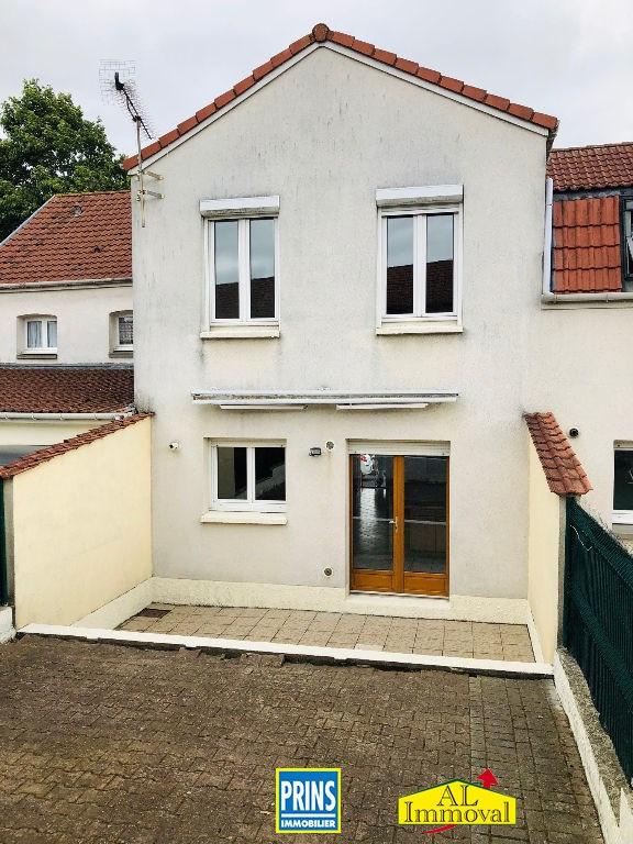 Vente maison / villa Bruay la buissiere 93000€ - Photo 2