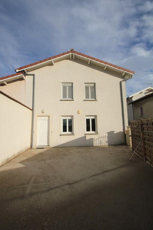 Sale house / villa Saint jean de bournay 218400€ - Picture 1