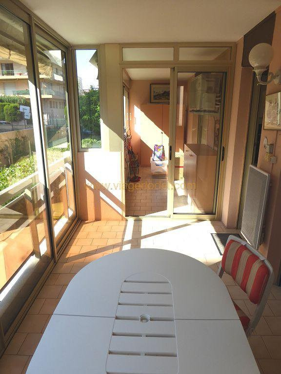 Life annuity apartment Le cannet 102 000€ - Picture 8