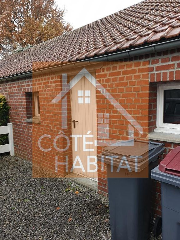 Rental house / villa Aulnoye aymeries 550€ CC - Picture 8