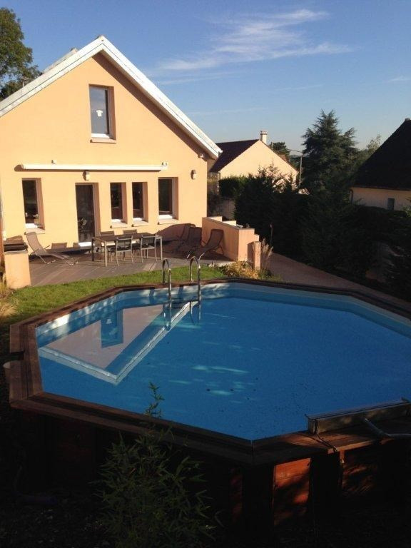 Deluxe sale house / villa Orgeval 934 000€ - Picture 1