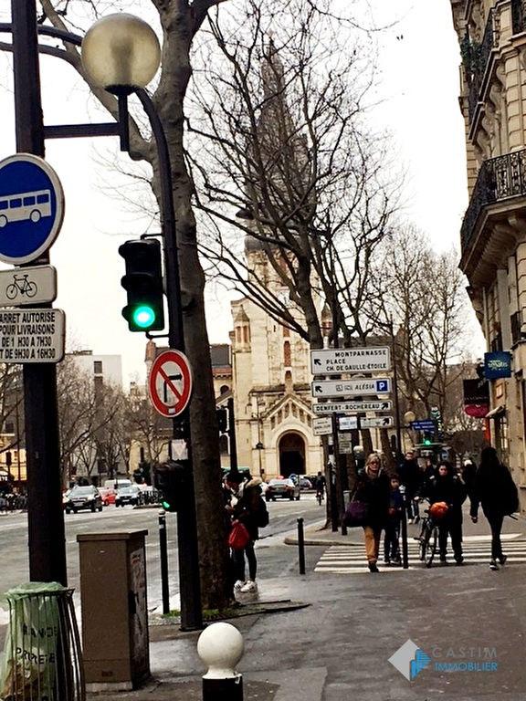 Parking box / quartier alésia - général leclerc 75014 Paris