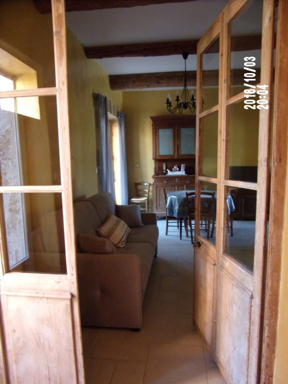 Vacation rental apartment Lambesc 438€ - Picture 1