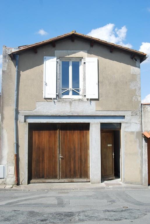 Venta  casa Marans 75000€ - Fotografía 1