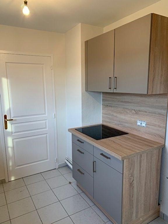 Locação apartamento Saint laurent blangy 450€ CC - Fotografia 3