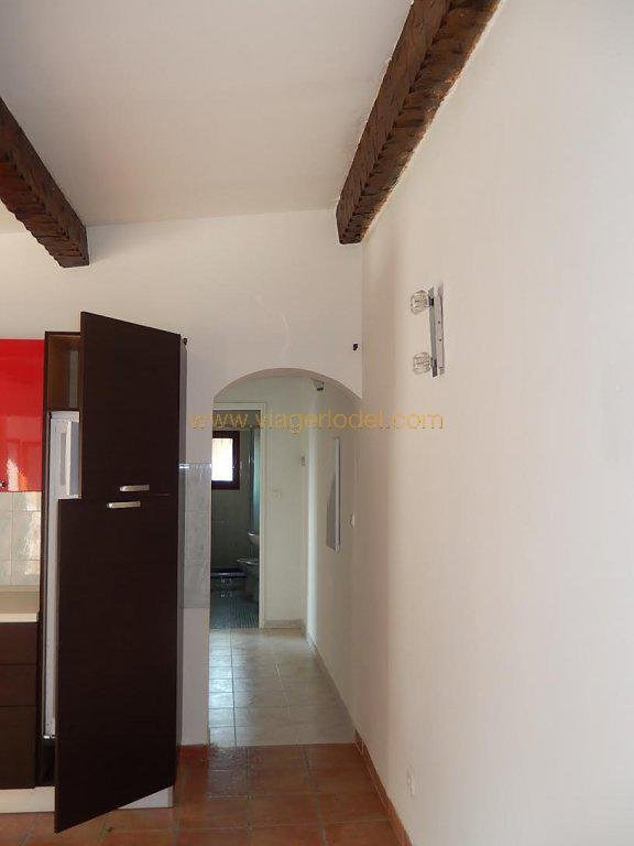 Vendita nell' vitalizio di vita casa Roquebrune-cap-martin 280000€ - Fotografia 8