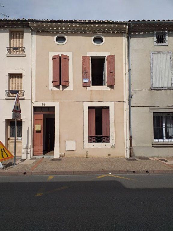 Venta  casa Castelnaudary 106000€ - Fotografía 1