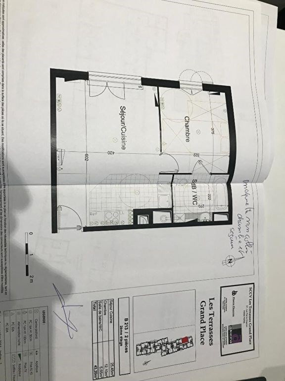 Sale apartment Rosny sur seine 143000€ - Picture 5