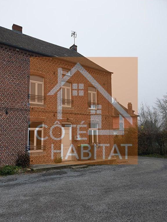 Rental house / villa Aulnoye aymeries 550€ CC - Picture 1