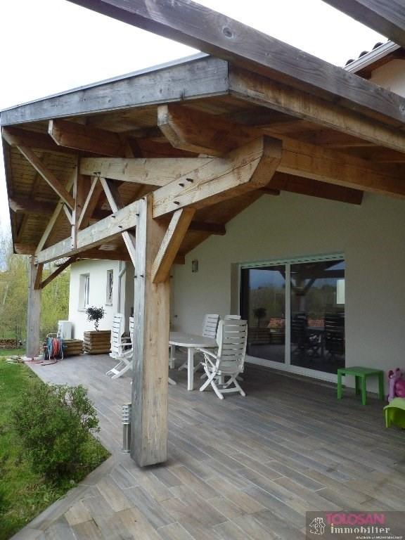 Deluxe sale house / villa Montgiscard 486000€ - Picture 6