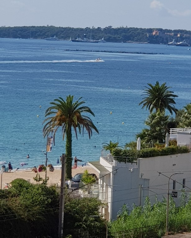 Vente appartement Le golfe juan 294 000€ - Photo 1