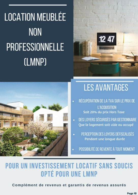 Produit d'investissement appartement Saumur 220528€ - Photo 4