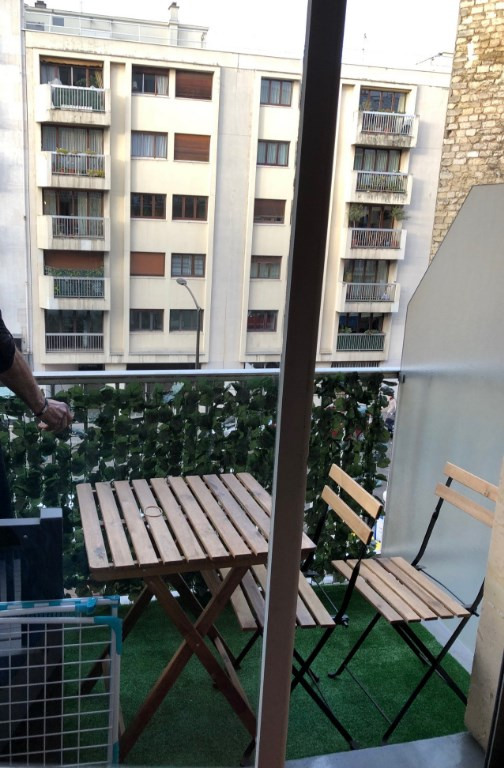 Location appartement Boulogne billancourt 695€ CC - Photo 2