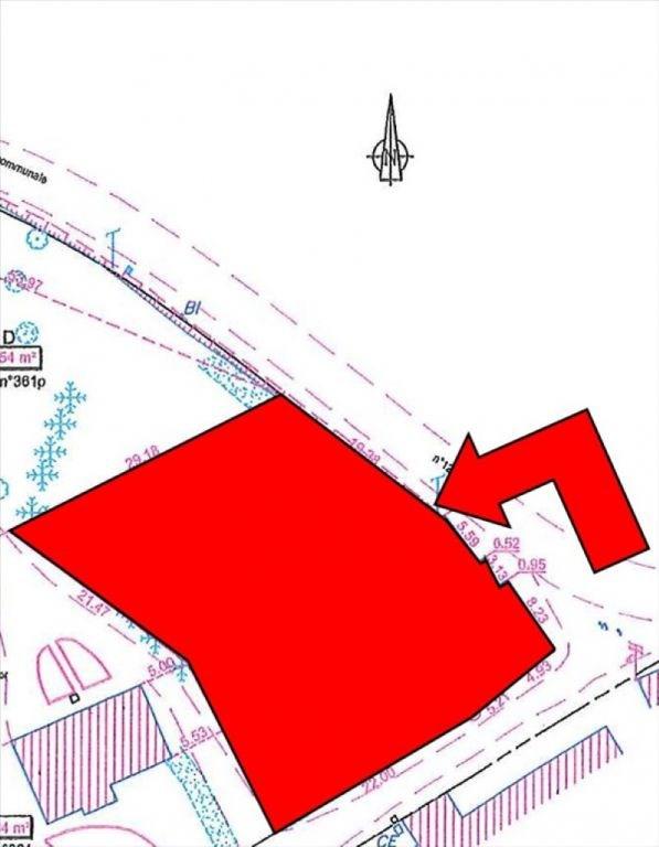 Vente terrain Donges 39000€ - Photo 1