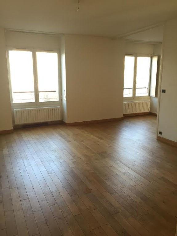 Rental apartment Issy les moulineaux 1274€ CC - Picture 1