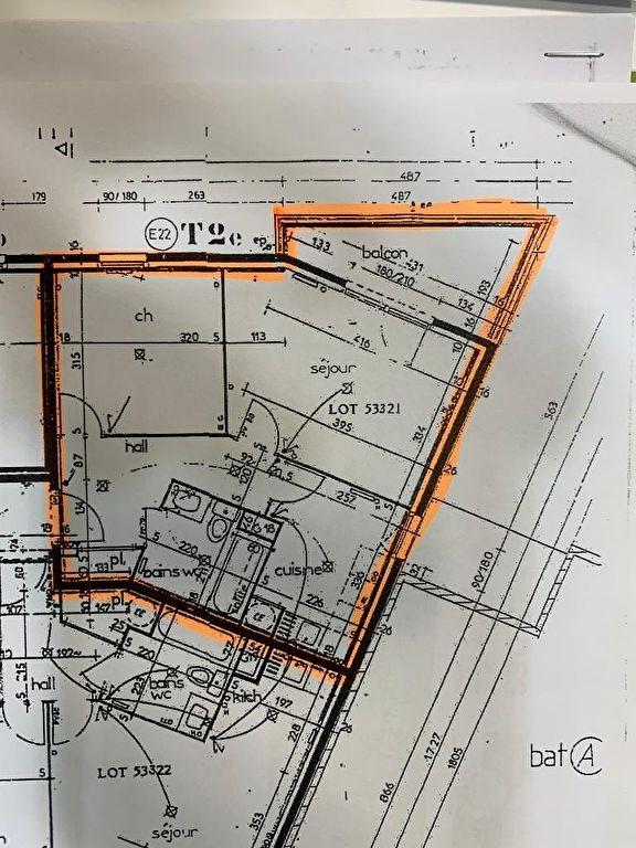 Vendita appartamento Annecy 179000€ - Fotografia 5