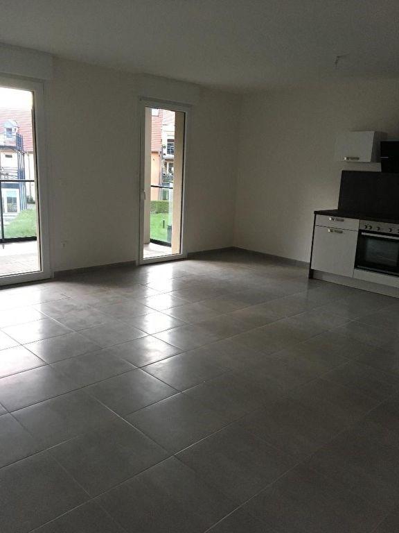 Rental apartment Wissembourg 736€ CC - Picture 3