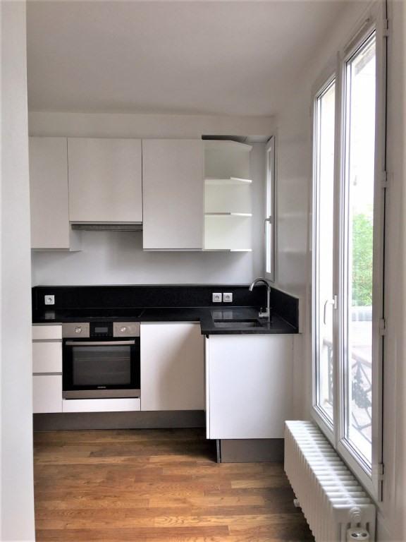 Sale apartment Paris 18ème 447000€ - Picture 2
