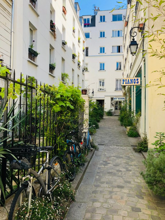 Vente appartement Paris 18ème 832000€ - Photo 6