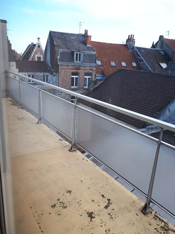 Location appartement Saint omer 550€ CC - Photo 4