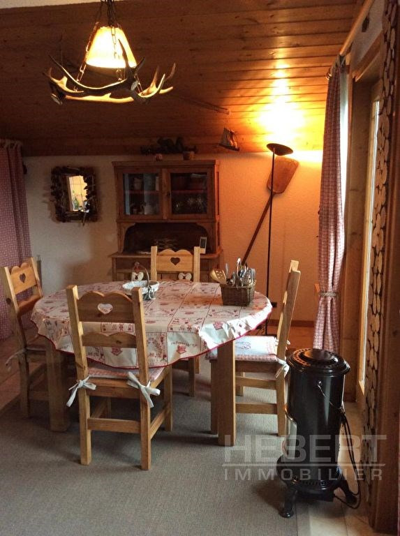 APARTMENT FOR SALE SAINT GERVAIS LE BETTEX 74170