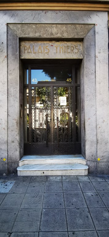 Sale apartment Nice 168500€ - Picture 10