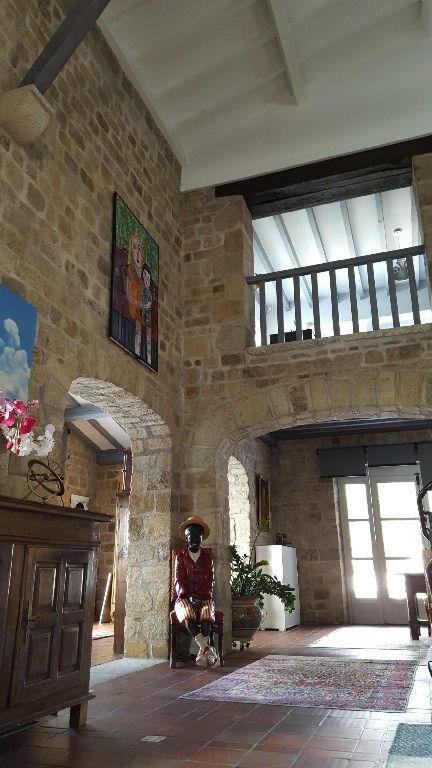 Sale house / villa Saint dier d'auvergne 495000€ - Picture 1