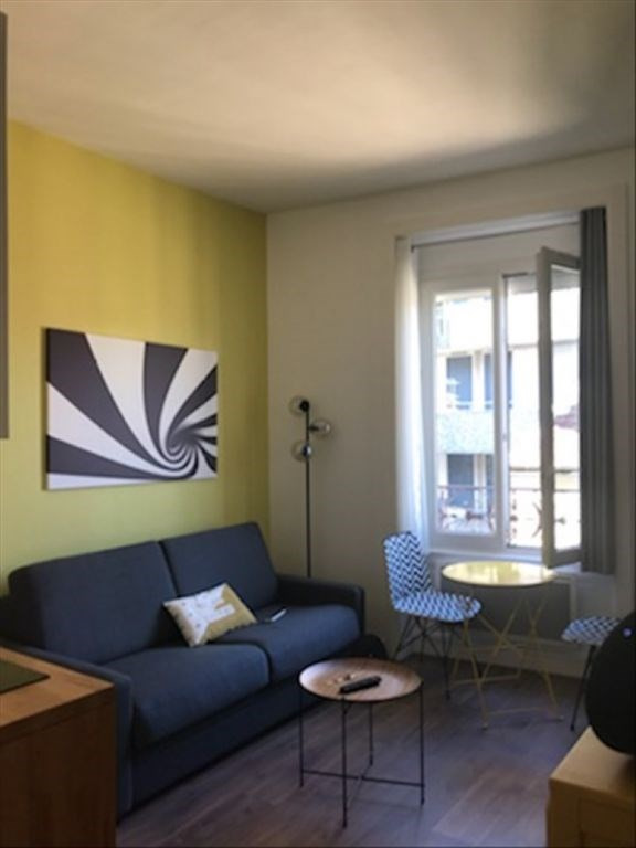Rental apartment Lyon 3ème 536€ CC - Picture 1