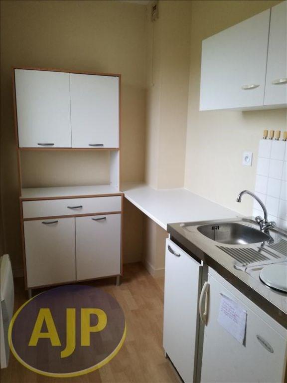 Location appartement Rennes 406€ CC - Photo 1