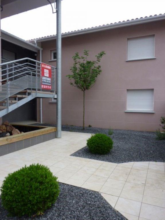 Location appartement Saint paul les dax 490€ CC - Photo 1