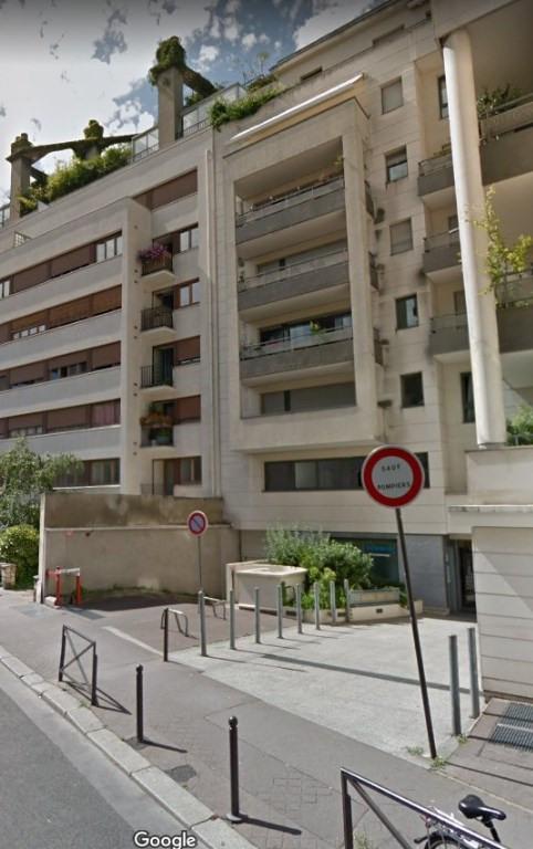 Location parking Paris 14ème 160€ CC - Photo 1