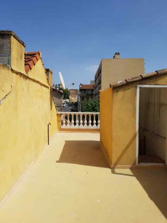 Vente maison / villa Marseille 172000€ - Photo 4