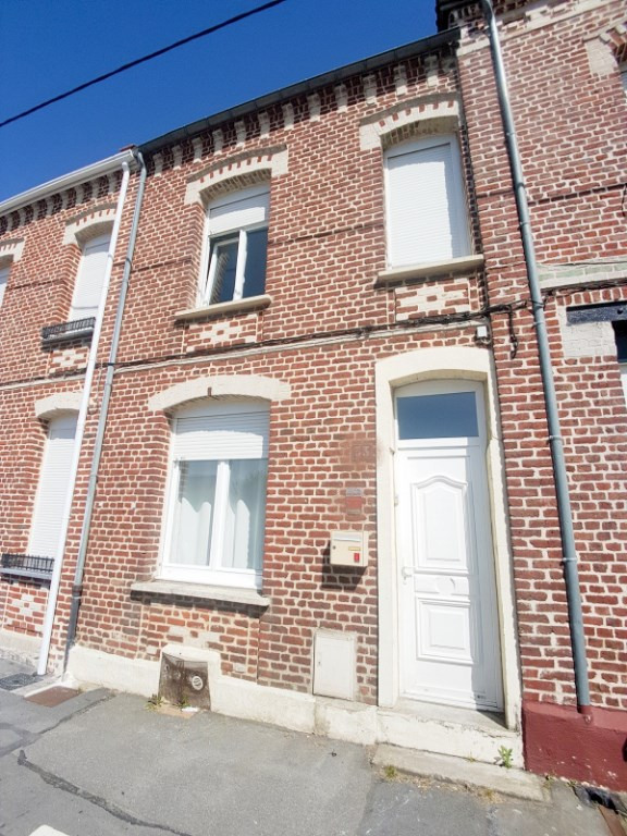 Sale house / villa Caudry 86000€ - Picture 1