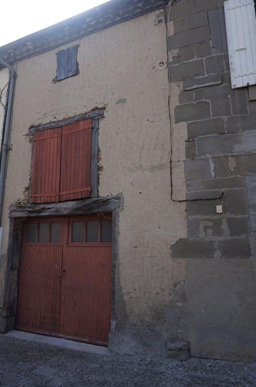 Produit d'investissement immeuble Bram 74000€ - Photo 2