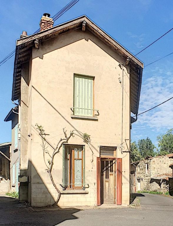 Maison de bourg proche de Billom