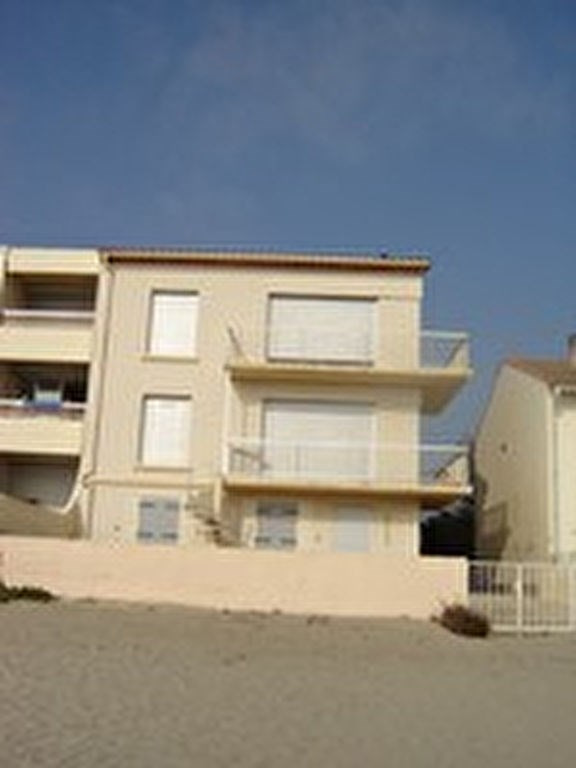 Vacation rental apartment Carnon plage 195€ - Picture 1