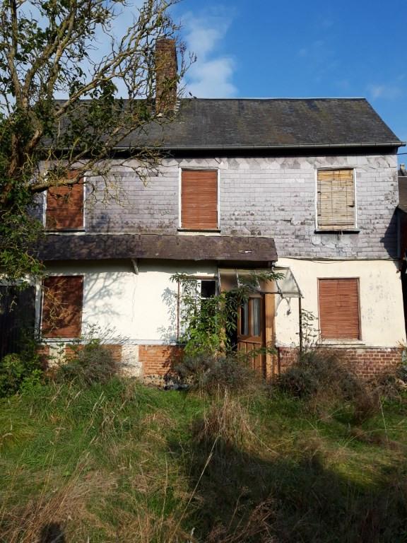 Vente maison / villa Crevecoeur le grand 81000€ - Photo 1