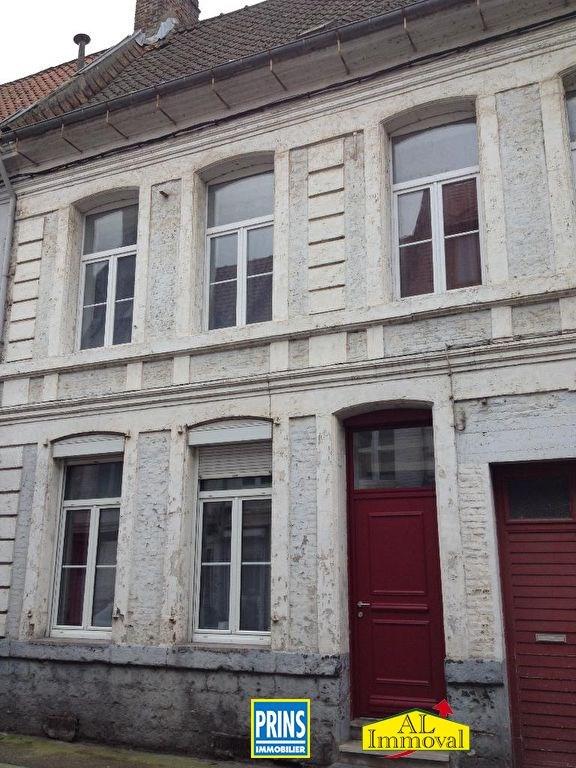 Rental house / villa Aire sur la lys 690€ CC - Picture 1